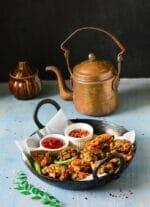 How To Make Palak Bhajiya- Kolhapur Special Palak Pakoda Recipe