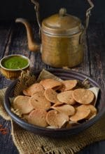Papdi recipe, How to make Papdi for chat