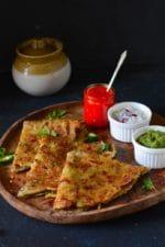 Lauki Moong Daal Cheela Recipe