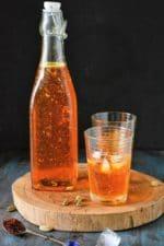 Kesar Elaichi Sharbat Recipe, How To Make Kesar Elaichi Sharbat