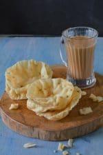 Easy Rice Papad Recipe, How To Easily Make Khichiya Papad