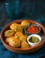 How To Make Aloo Pakoda , Aloo Bajji Recipe, Potato Pakoda Recipe
