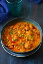 Matar Mushroom Curry, Dhingri Matar Recipe