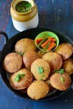 How To Make Bajra Dhebra, Bajra Dhebra Recipe
