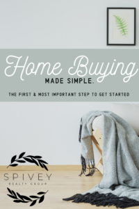 Home Buying Part 1