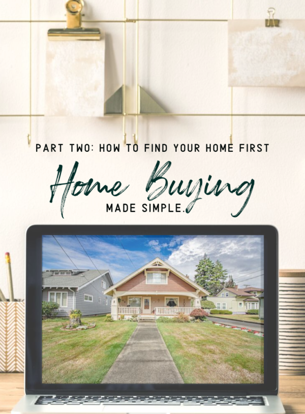 Part 2: Finding Homes FIRST