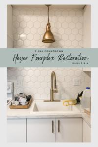 Final Countdown – Heyer 3&4