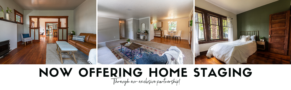 Now offering Home Staging2