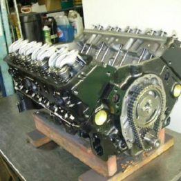 CHEVY 383 420HP STROKER ENGINE