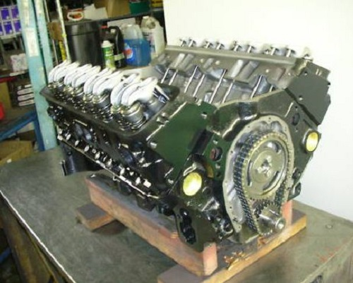 image of Chevy 383 420HP