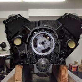 CHEVY 383 Vortec 370HP Stroker Engine 350