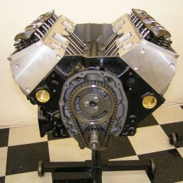 CHEVY 383 VORTEC 390HP / 456FT-LBS STROKER ENGINE