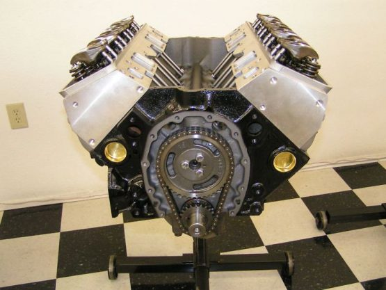 image of Chevy 383