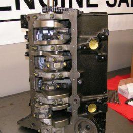 Chevy 383HP Stroker Engine Short Block