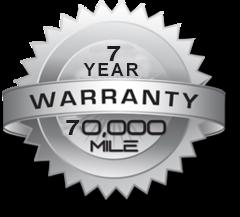 Warranty Badge