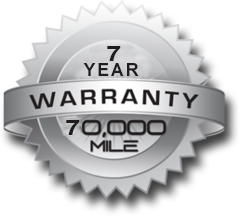 Warranty Badge