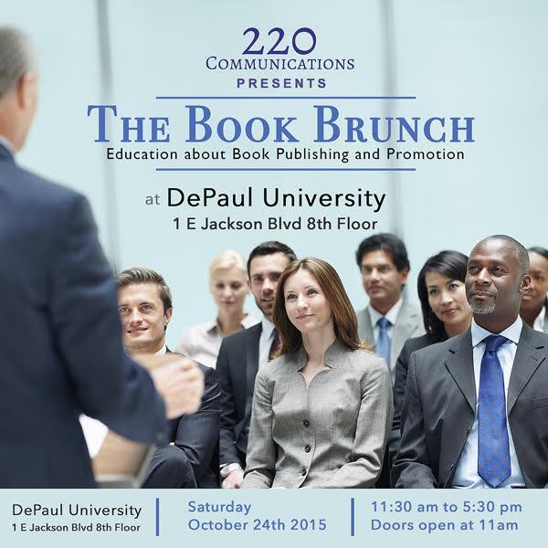 Book Brunch Depaul