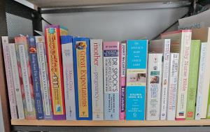 organic housewife books read