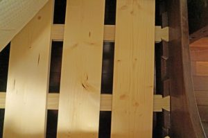 cheap solid wood mattress base for cheap organic latex mattress