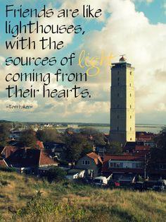lighthouse friend