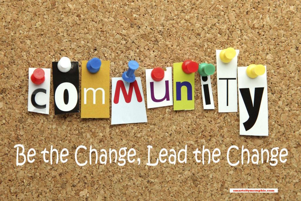 get involved community