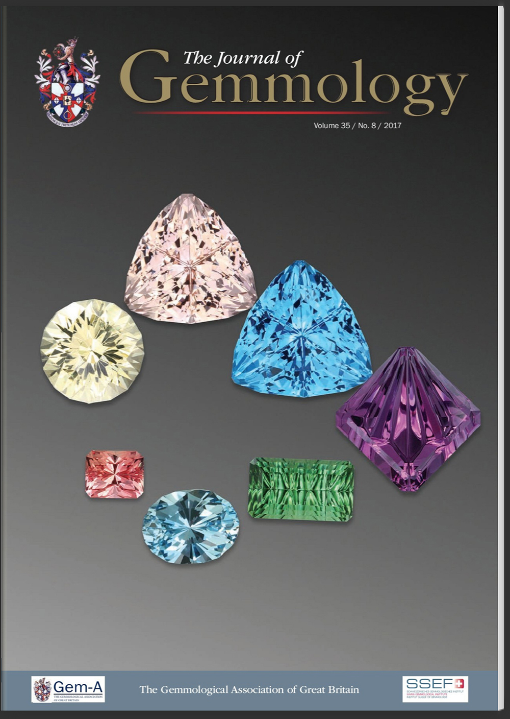 Green Garnet from Ethiopia in the Journal of Gemmology