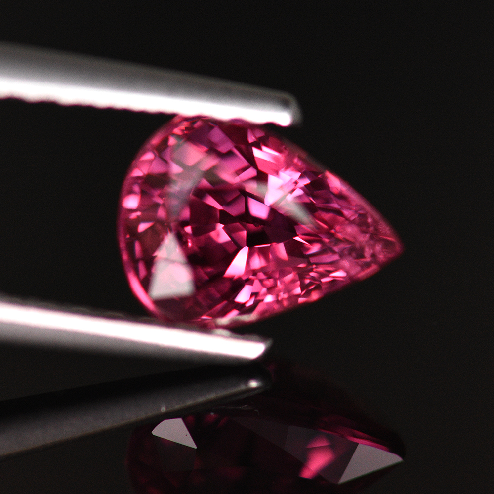 Ruby or Pink Sapphire