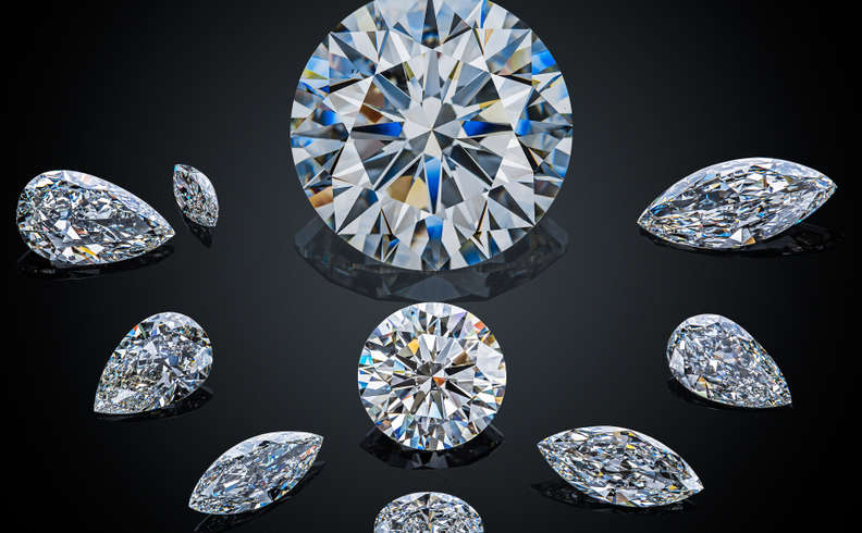 Synthetic Diamonds — Friend or Foe?
