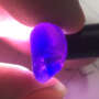 Color Phenomena in Tunduru Sapphire