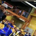 Akros Middle School Graduation