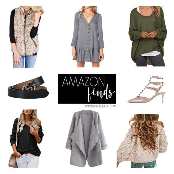 Amazon Affordable Fall Fashion