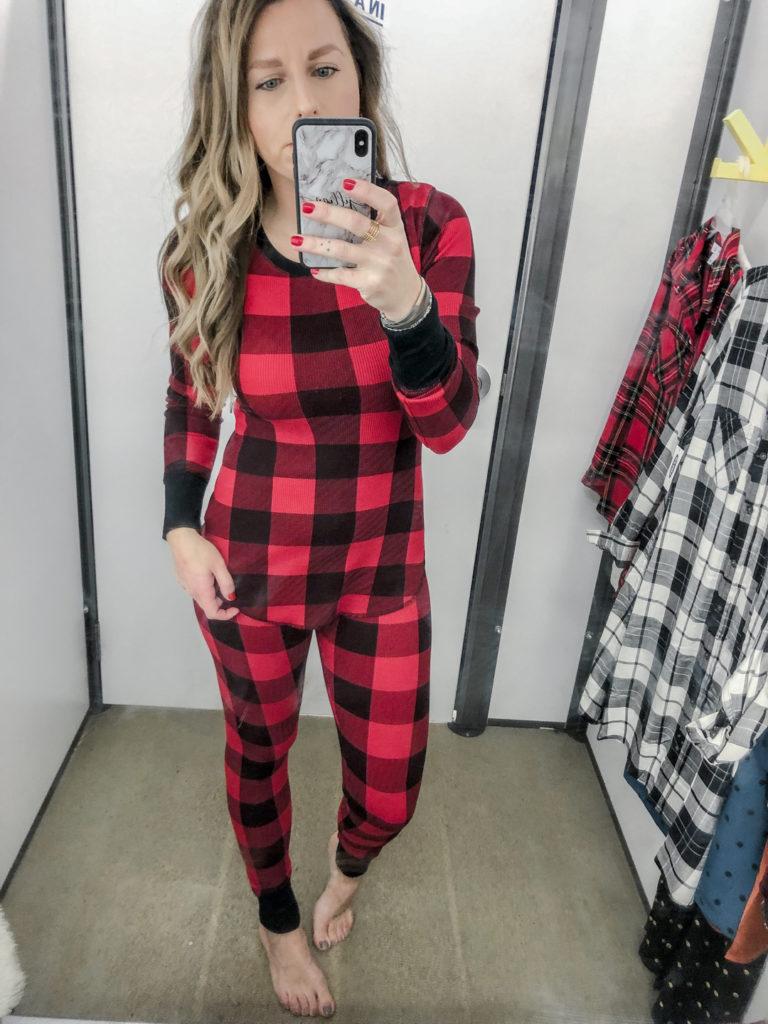 Old Navy Holiday Christmas Pajamas for the Family Jillian Rosado