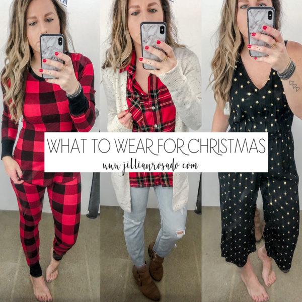 Old Navy Holiday Collection Christmas Outfits Jillian Rosado
