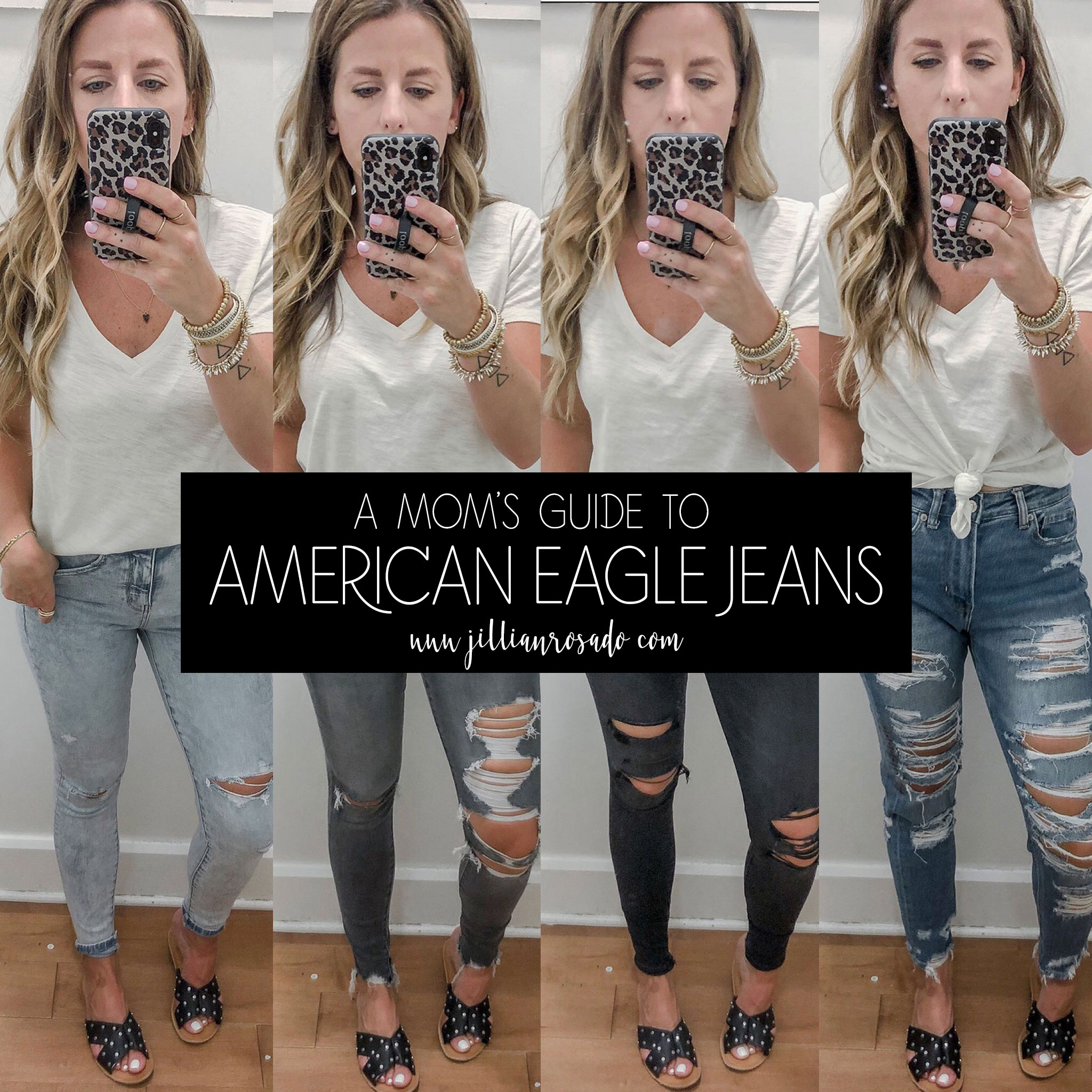 Mom's Guide to Jeans