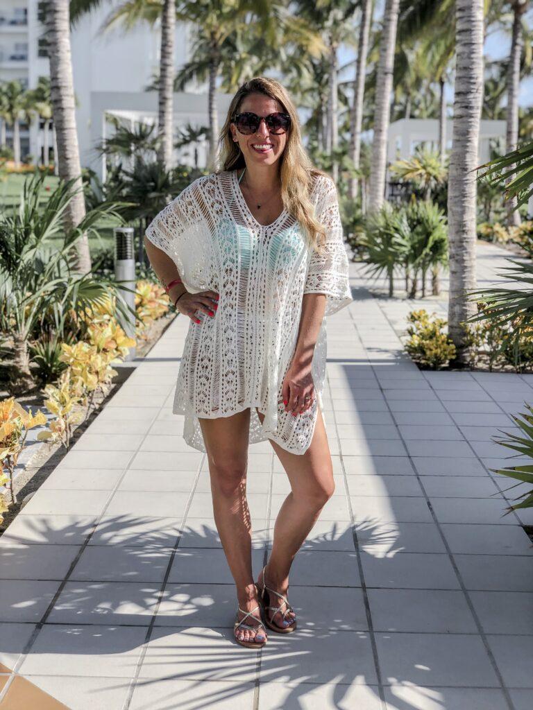 Cancun Bathing Suit Coverup