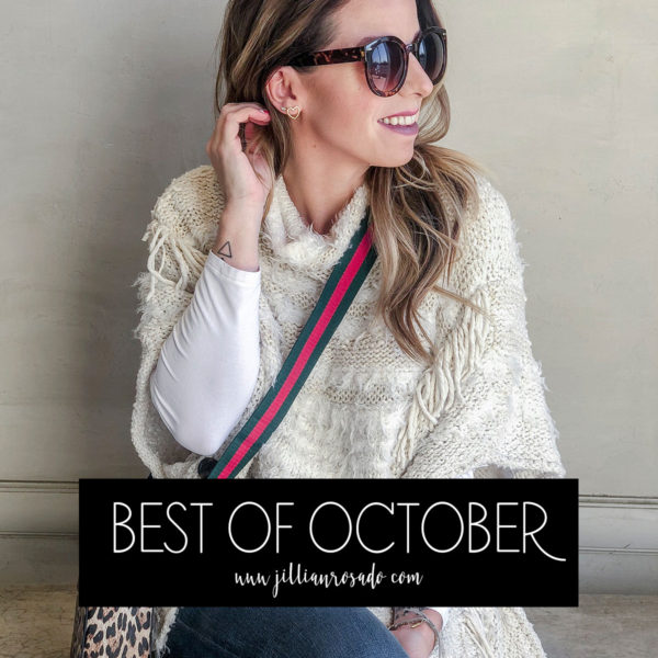 October Best Sellers Jillian Rosado