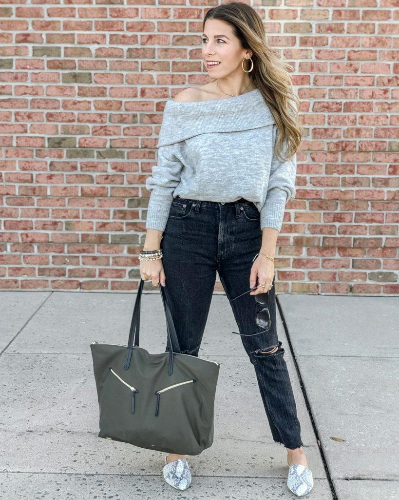 Stella & Dot Lady Boss Bag