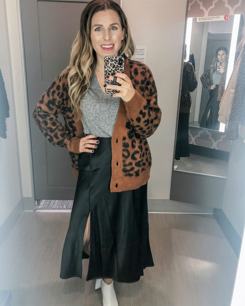 Edgy Fall Outfits at Target