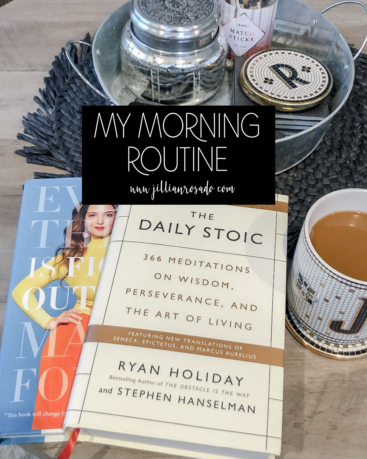 Morning Routine Self Care