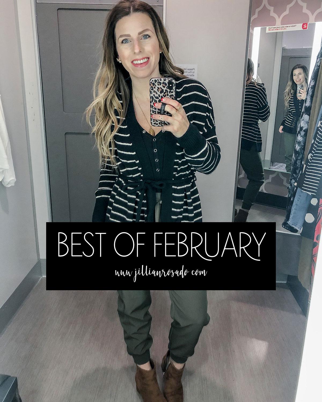 Best of February 2020 Jillian Rosado