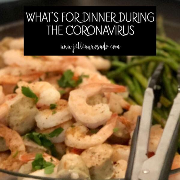 Dinner Coronavirus
