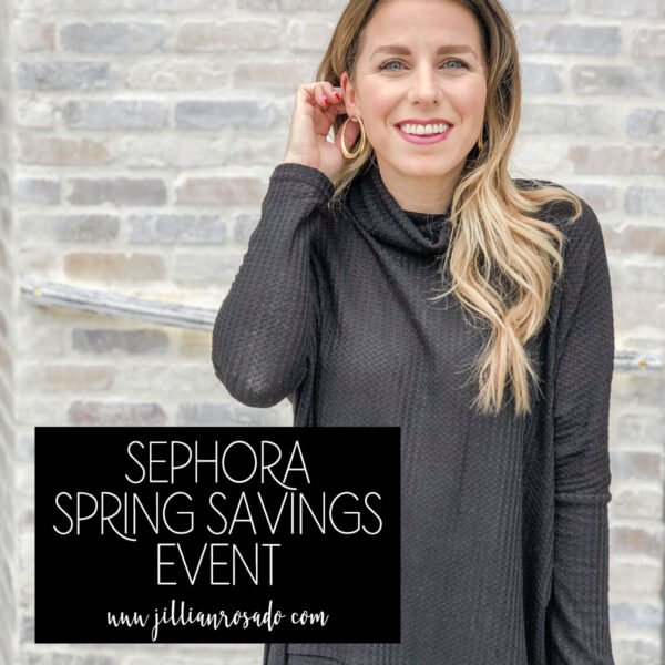 Sephora Spring Savings Event 2020
