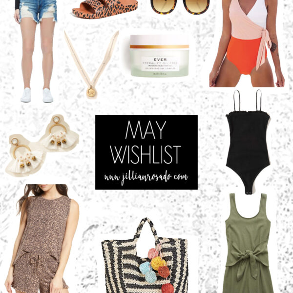 May Wishlist Good American Amazon Ever Skin Aerie Billabong Stella & Dot Abercrombie