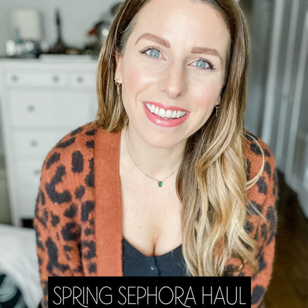 Spring Sephora Sale Beauty Haul Video