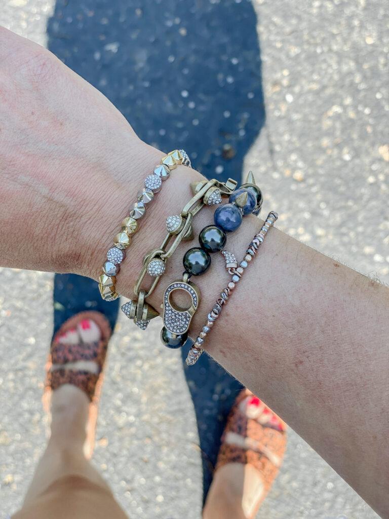Stella & Dot Renegade Bracelets