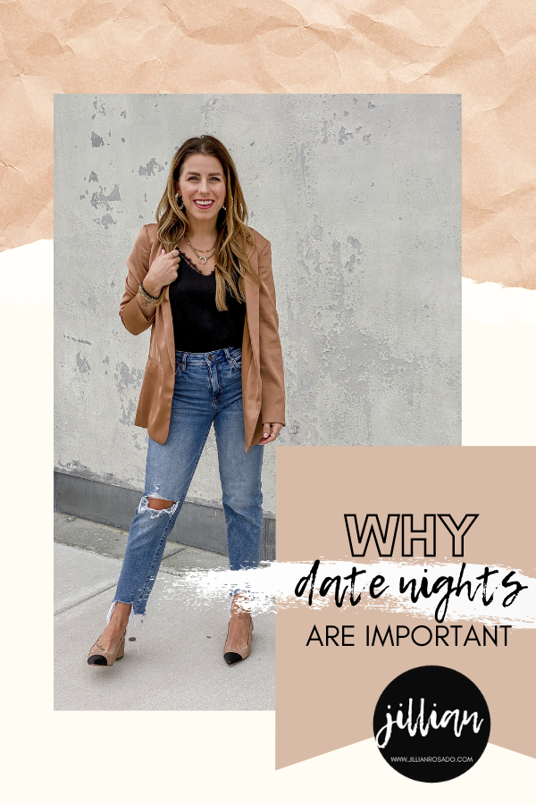 Why Date Nights Are Important Date Night Outfit