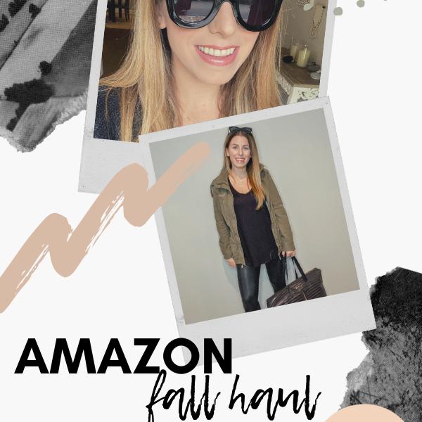 Amazon Fall Haul Affordable Fall Fashion