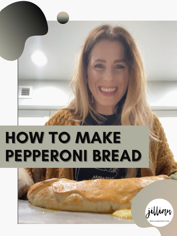 How To Make Pepperoni Bread Easy Appetizer