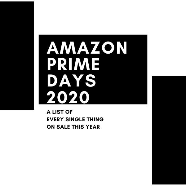 Amazon Prime Days 2020