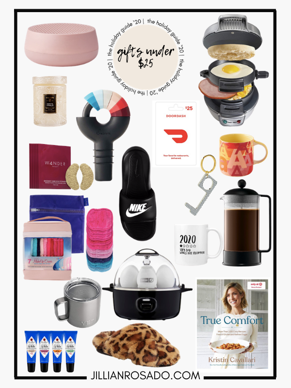 The Holiday Guide '20 | Gifts Under $25